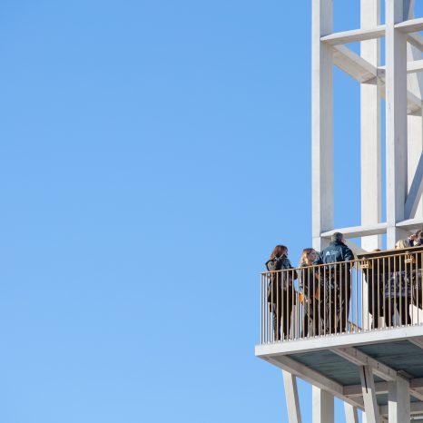 Auckland Tower viewing platform