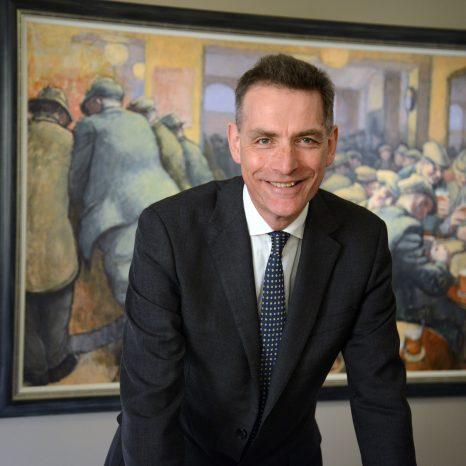 Nicholas Eldred, Trustee