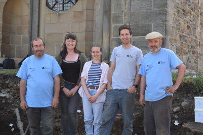 Volunteer Archaeologists