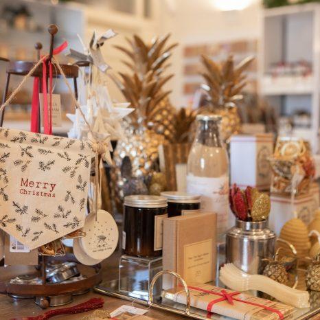 Auckland Castle gift shop