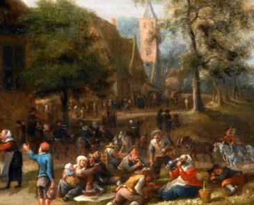 Jan Steen Merrymaking3